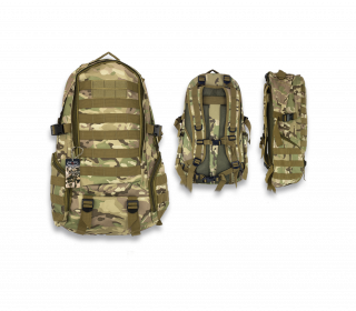 Backpack Barbaric Camo 38L