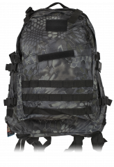 Backpack BARBARIC Black Phyton 40l