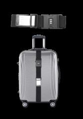 Pesos Portátiles, correas y candados para equipaje