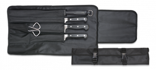 Professional knife roll. 4 pcs. 25/30