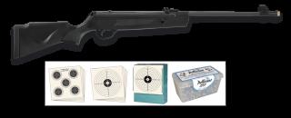 Carabina aire comp. STRIKER corchos-4.5