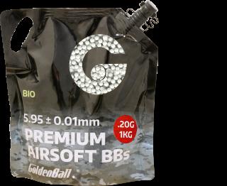 Bio GOLDENBALL Precision 1 kg 0.20g