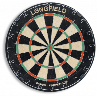Dartboard Official Competition LONGFIELD