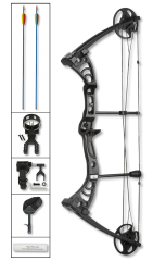 Compound Bow 30-55 lbs