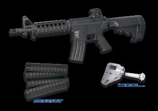 Armes électriques série haute