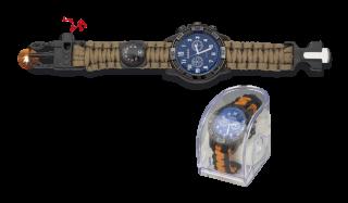 Reloj táctico supervivencia Coyote