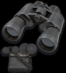 Binocular 20x50 negro