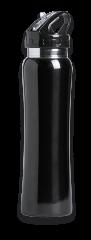 Bidon negro 800 ml facil apertura