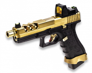 Pistolas VORSK EU17