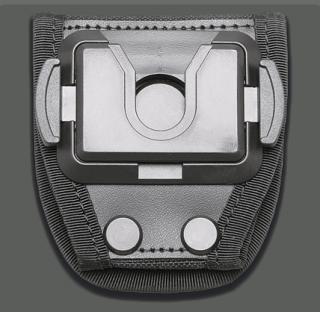 Radio holder clip