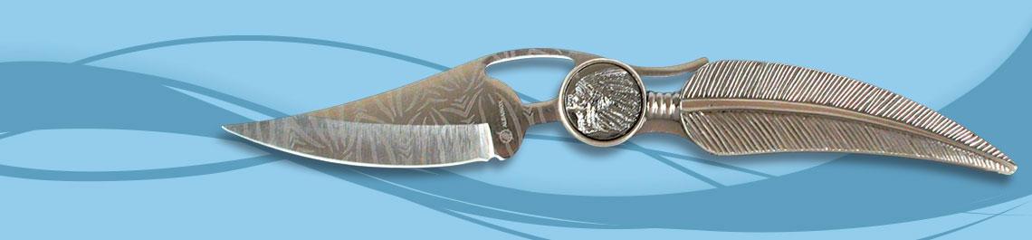 Fantasy pocket knives